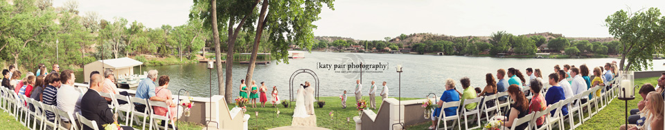 Vaugh Wedding panorama